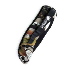 Canivete com Lâmina Serrilhada Noble Outfitter Importado