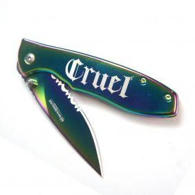 Canivete Magnum de Bolso Importado Colorido Boker