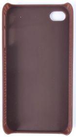 Capinha Celular Iphone 4-4S em Plástico Estampa Quadriculado