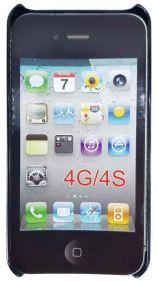 Capinha Celular Iphone 4-4S Plástico com Estampa em Pedras