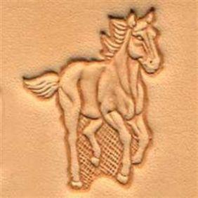 Carimbo de Estampar Cavalinho Tandy Leather 88311-00 Importado