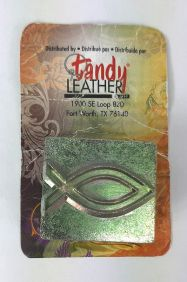 Carimbo para Estampar Peixe Tandy Leather 88512-00 Importado