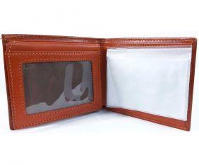 Carteira 3D Belt Estampa Cabeça de Boi W-907
