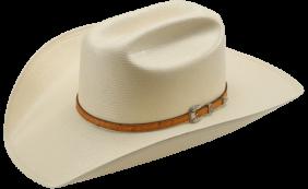 Chapéu Country de Palha American Hat 5604 Importado