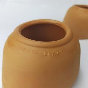 Cloche de Borracha Horse Craft Amarelo