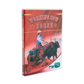 DVD Working Cow Horse com Manual Técnico