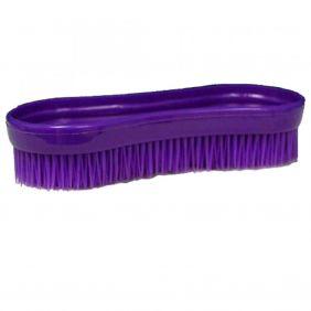 Escova para Cavalo em Plástico Importada Partrade Grande