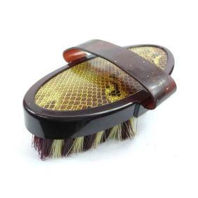 Escova Partrade com Cerdas de Nylon com Estampa Colorida