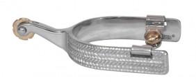 Espora de Cavalo Partrade 258503 Level 1 Importado Rope Design