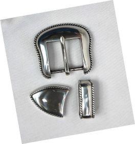 Kit para Cinto Fivela Base Passador Tandy Leather 11679-01