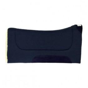 Manta Diamond com Lã para Cavalo - Azul Marinho