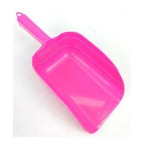Pegador Pá para Ração de Plástico Resistente