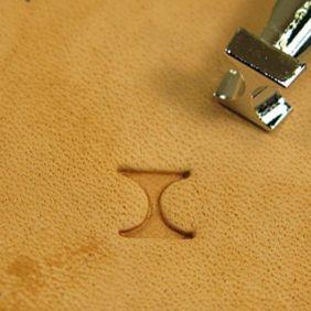 Pino de Estampar Couro Tandy Leather D444S Importado