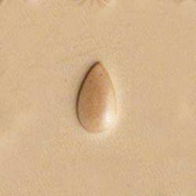 Pino de Estampar Couro Tandy Leather P208 Importado