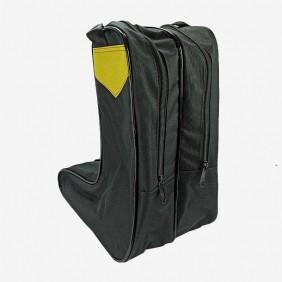 Porta Botas Country em Nylon Fast Back Amarelo
