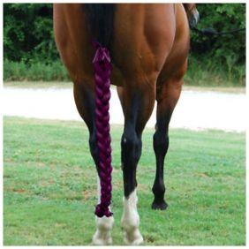 Protetor de Rabo Tough1 em Tecido Estampado para Cavalo