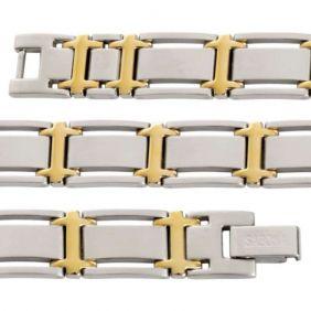 Pulseira Sabona Importada Magnética Executive Symmetry