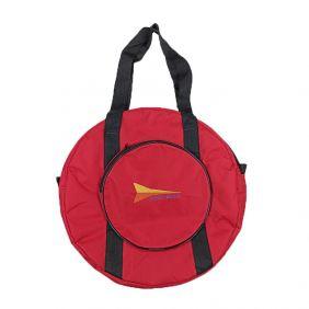 Sacola Fast Back para Corda e Laço Bolso Extra Frontal Vermelho