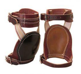Skid Boots para Cavalo Weaver Leather em Couro Importado