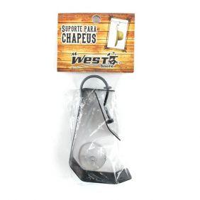 Suporte para Chapéu em Metal Mr. West Boots