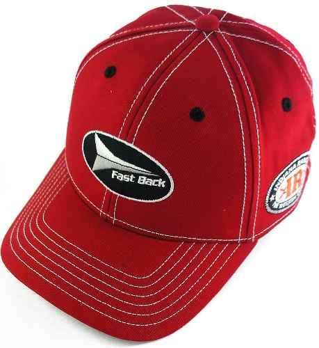 Boné Fast Back com Regulagem Bordado Indiana Ranch Vermelho