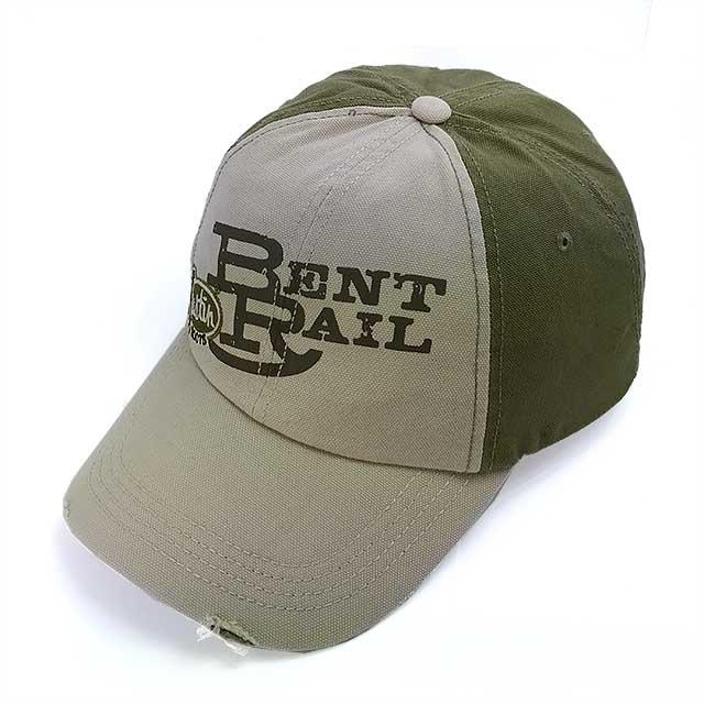 Boné Justin Boots Ajustável Importado Bent Rall