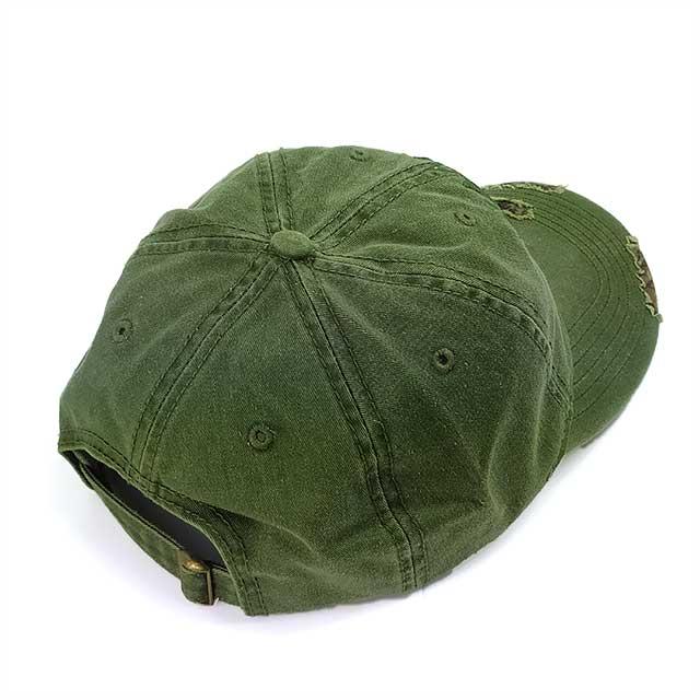 Boné PBR Masculino Strapback e Aba Curva Importado Verde