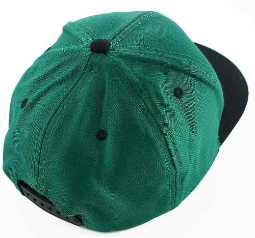 Boné Professional Choice com Regulagem Masculino Verde Preto