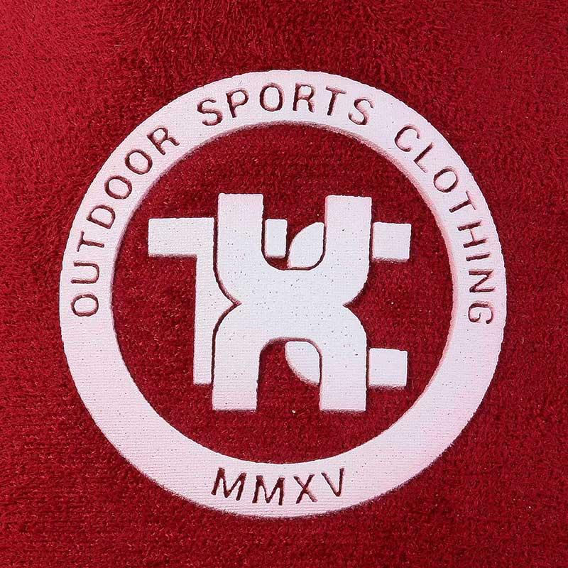 Boné TXC Masculino Camurça Vermelho Outdoor Sports Clothing
