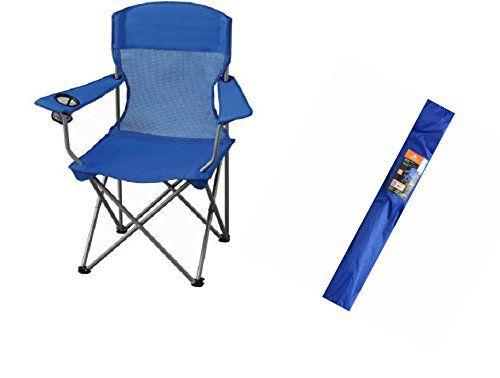 Cadeira Importada de Camping com Porta Copo Ozark Trail