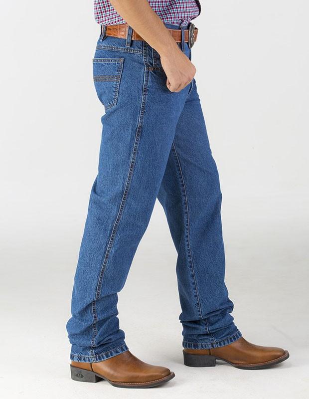 Calça Jeans Fast Back Masculina Stone 100% Algodão