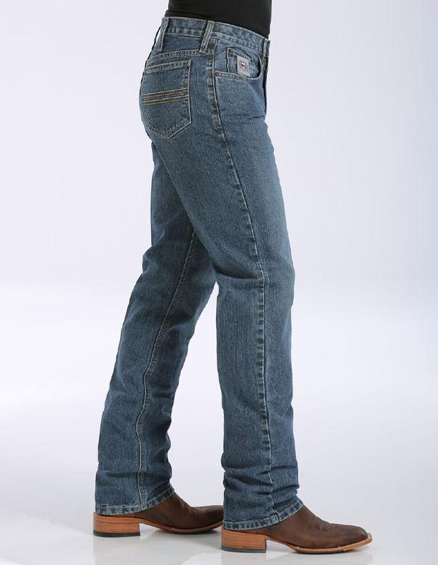 Calça Jeans Importada CINCH Masculina Silver Label Slim Fit