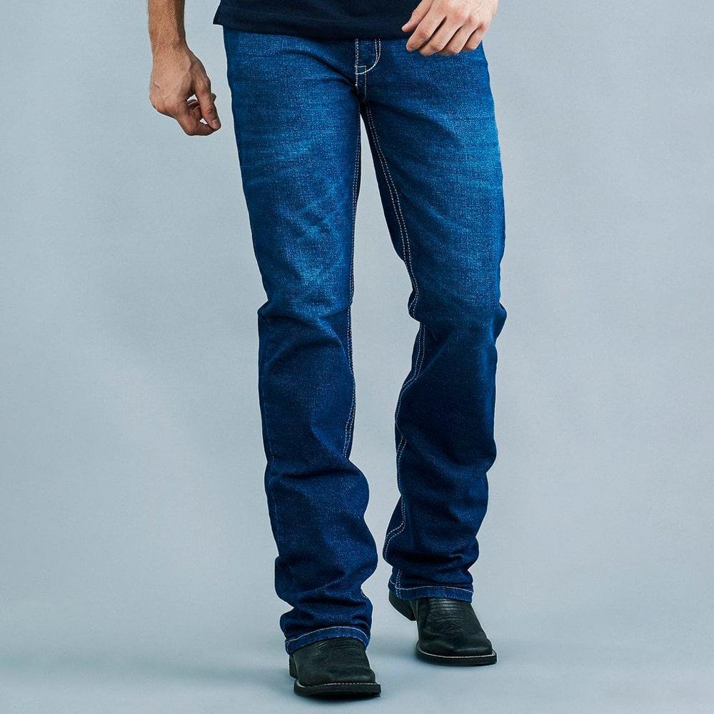 Calça Jeans Masculina Dock's Western Silver Slim Fit