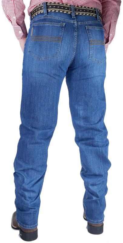 Calça Jeans Masculina Fast Back NEW Clara com Elastano