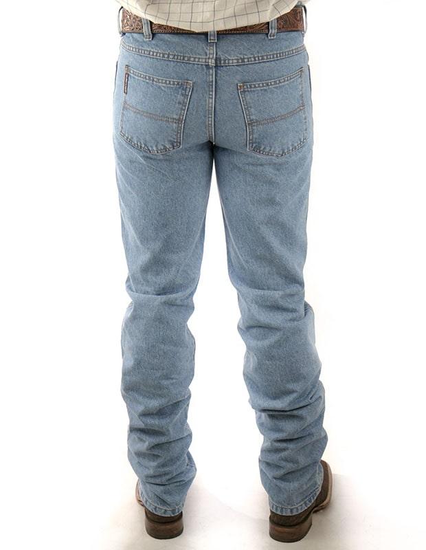Calça Jeans Masculina King Farm 100% Algodão Red King