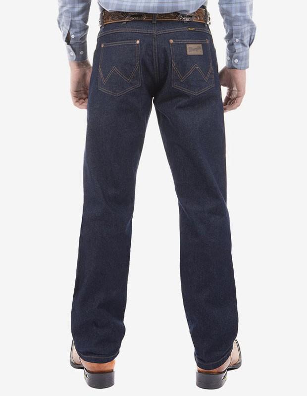 Calça Jeans Masculina Original Wrangler Pro Rodeo Cowboy Cut