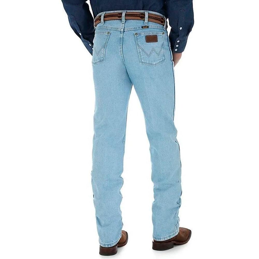 Calça Jeans Masculina Wrangler Importada Regular Fit Premium
