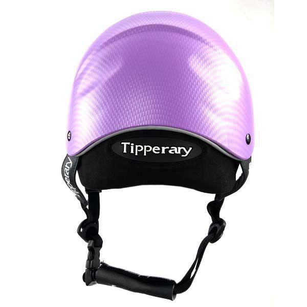 Capacete de Hipismo TiPPerary para Equitação Rosa