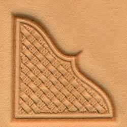 Carimbo de Estampar Couro 3D Tandy Leather 8535-00