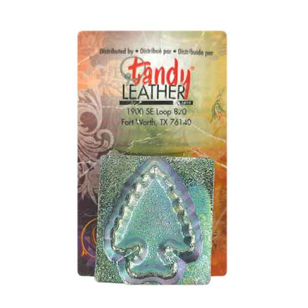 Carimbo para Estampar Arrowhead Tandy Leather 88283-00