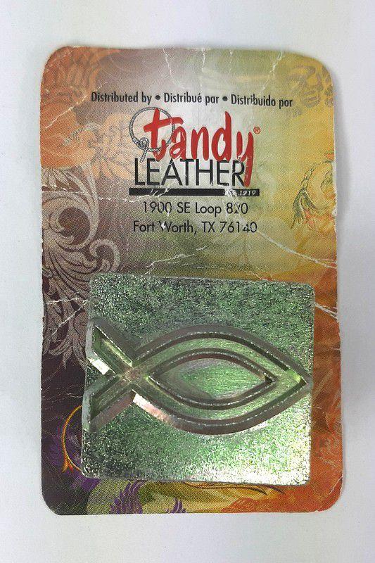 Carimbo para Estampar Peixe Tandy Leather 88512-00 Importado