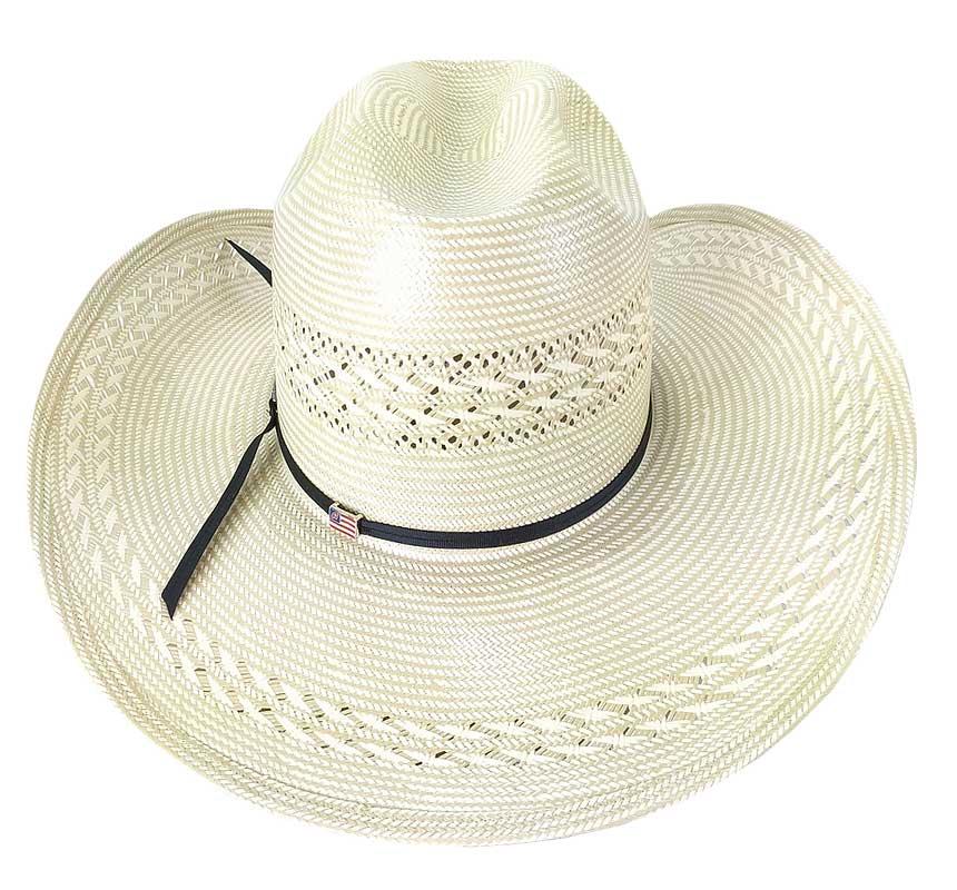 Chapéu American Hat Importado de Palha Country 8810
