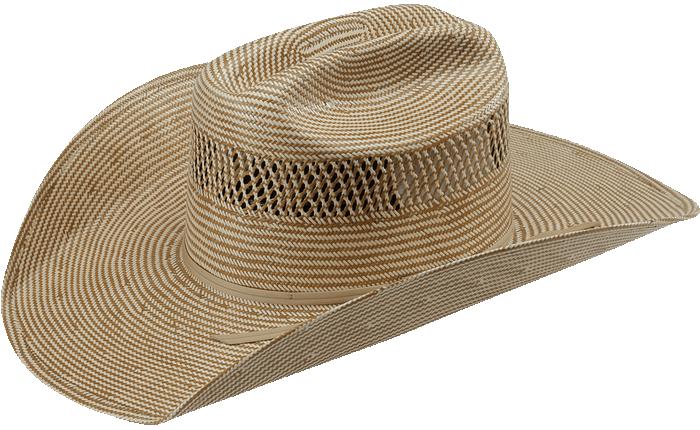 Chapéu Importado Country de Palha Fina American Hat 1090