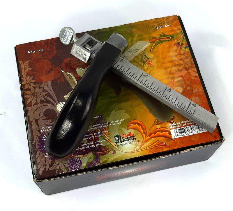 Cortador para Couro 'Fieira de Mão' Tandy Leather 3084-00