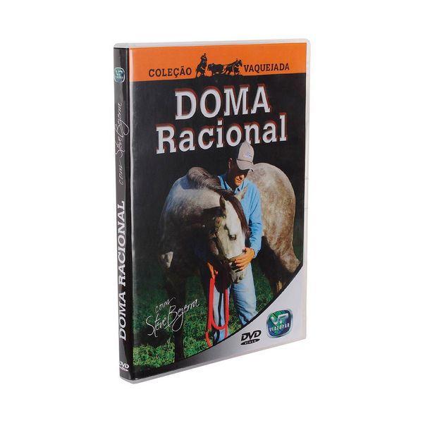 DVD Doma Racional com Steve Bezerra Coleção Vaquejada