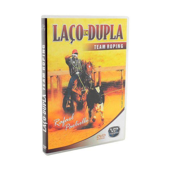 DVD Laço em Dupla Team Roping