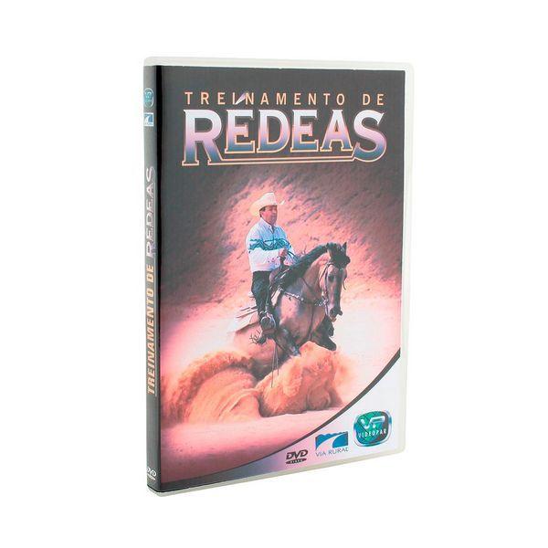 DVD Treinamento de Rédeas com Nelson Rodrigues