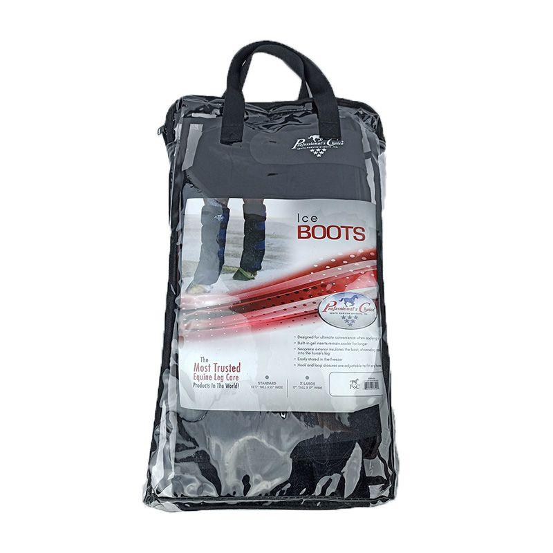 Ice Boots  para Cavalo Professional Choice IB200 BLA
