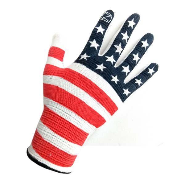 Luva Para Laço Em Dupla Importada Bandeira Americana Noble