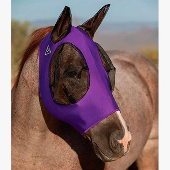 Máscara Protetora Professional Choice  para Cavalo CFM-100 PUR